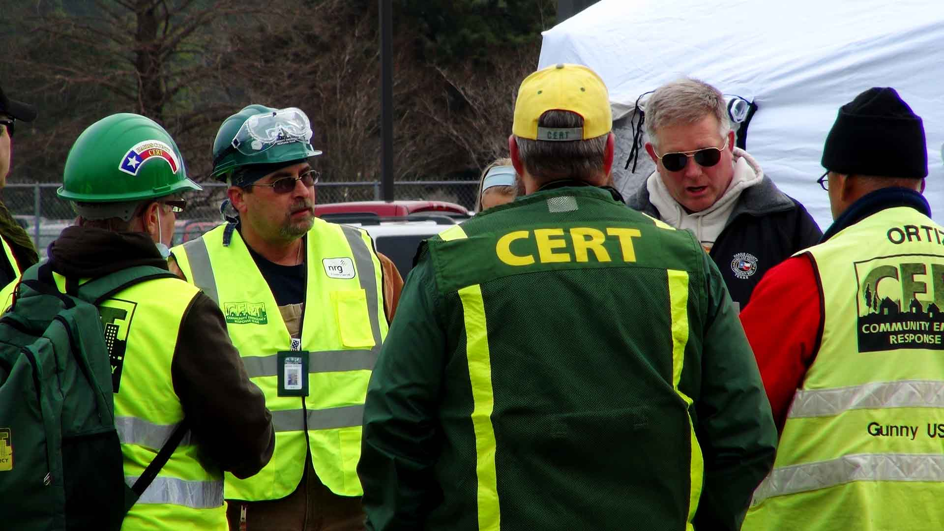 Community Emergency Response Teams (CERT)